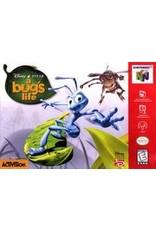 Nintendo 64 Bug's Life (CiB, Damaged Manual)