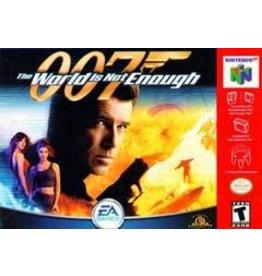 Nintendo 64 007 World Is Not Enough (CiB)