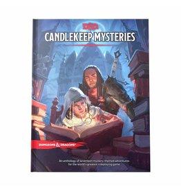 Dungeons & Dragons Candlekeep Mysteries (HC)