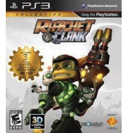 Playstation 3 Ratchet & Clank Collection (New Sealed)