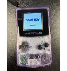 GameBoy Color Game Boy Color (Atomic Purple, IPS Backlit Screen, CiB)