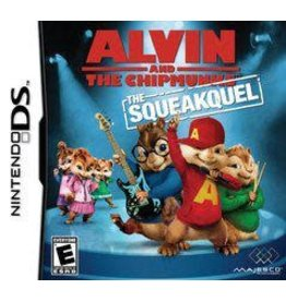 Nintendo DS Alvin and The Chipmunks: The Squeakquel (CiB)