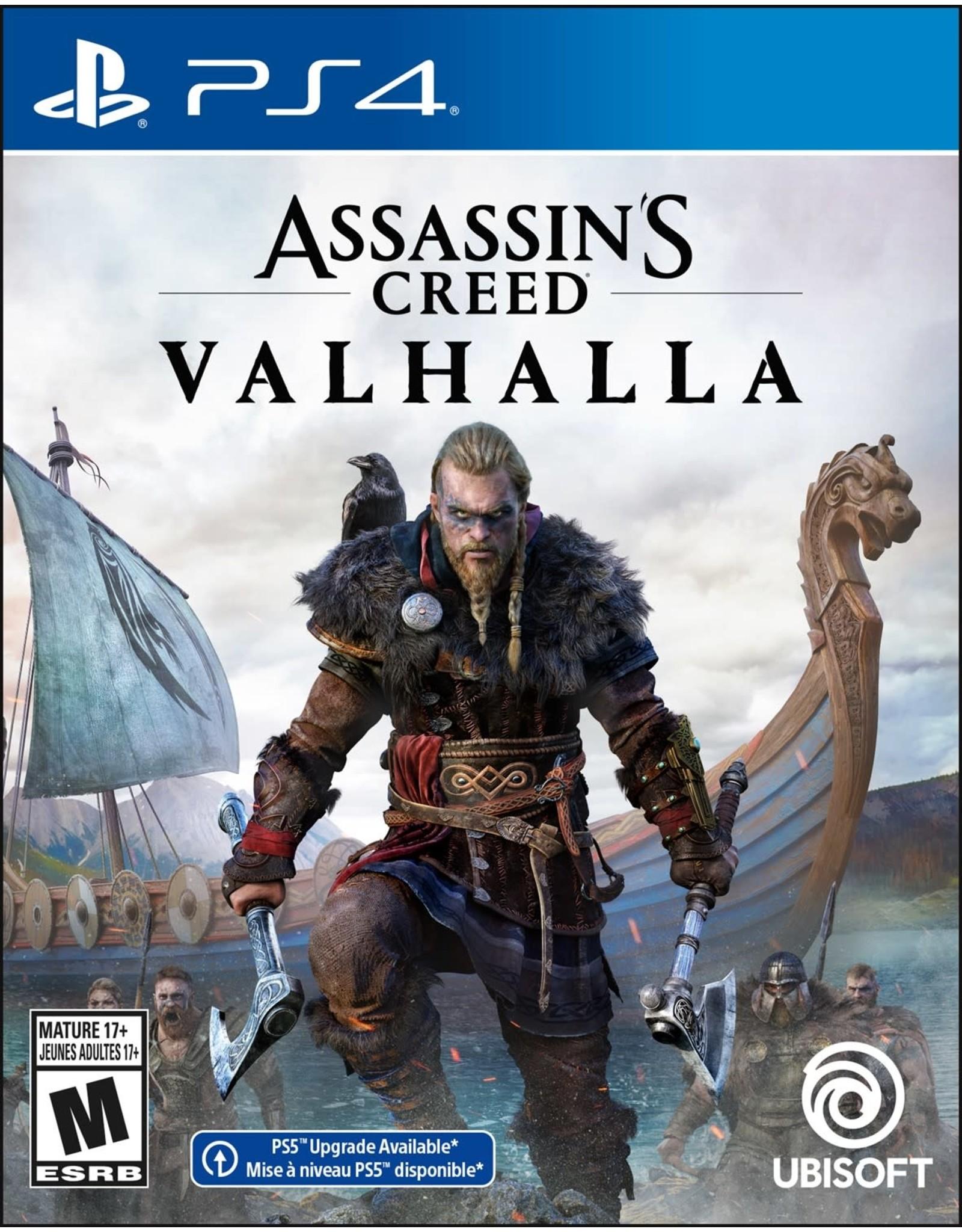 Playstation 4 Assassin's Creed Valhalla (Used)