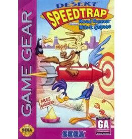 Sega Game Gear Desert Speedtrap Starring Road Runner and Wile E Coyote (Cart Only)