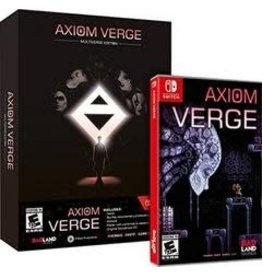 Nintendo Switch Axiom Verge Multiverse Edition (Used)