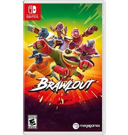 Nintendo Switch Brawlout (Used)
