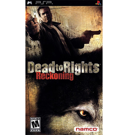 PSP Dead to Rights Reckoning (CiB)