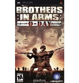 PSP Brothers in Arms D-Day (CiB)