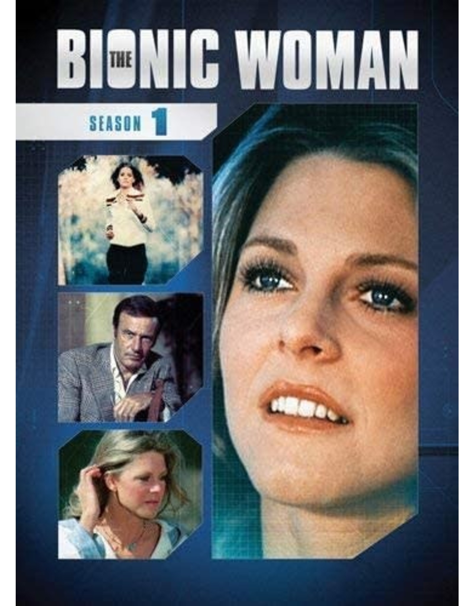 Cult and Cool Bionic Woman Season One