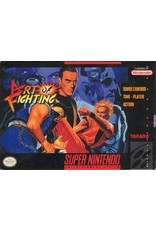 Super Nintendo Art of Fighting (CiB)