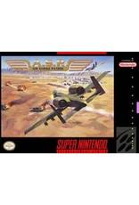 Super Nintendo A.S.P. Air Strike Patrol (CiB)