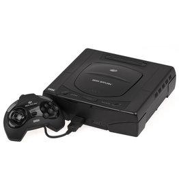 Sega Saturn Sega Saturn Console (Missing Battery Door, Damage to controller plug, New Battery
