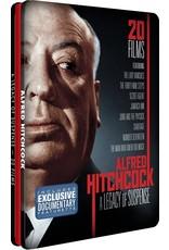 Film Classics Alfred Hitchcock 20 Film Tin