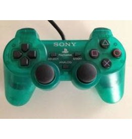 Playstation 2 PS2 Playstation 2 Dualshock 2 Controller Clear Green (OEM)