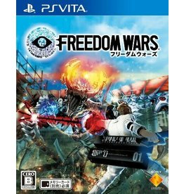 Playstation Vita Freedom Wars, Japan Import (Cart Only)