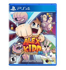 Playstation 4 Alex Kidd In Miracle World DX (PS4)