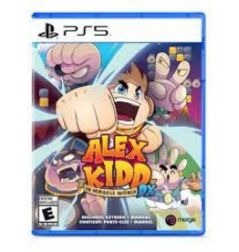 Playstation 5 Alex Kidd In Miracle World DX (PS5)