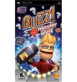 PSP Buzz! Master Quiz (CiB)