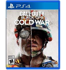 Playstation 4 Call of Duty Black Ops Cold War (CiB)