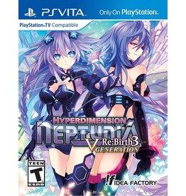 Playstation Vita Hyperdimension Neptunia Re;Birth 3: V Generation (CiB)