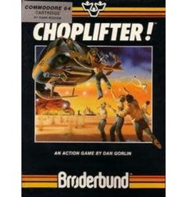Commodore 64 Choplifter! (Cart Only)