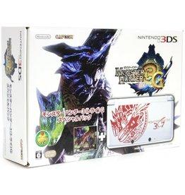 Nintendo 3DS Nintendo 3DS Monster Hunter 3 G Tri Limited Edition (CiB, Japanese Import)