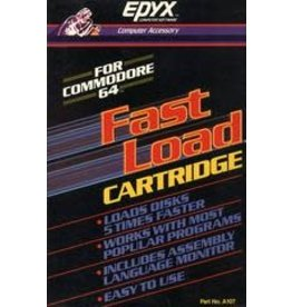 Commodore Fast Load (Cart Only, No End Label)