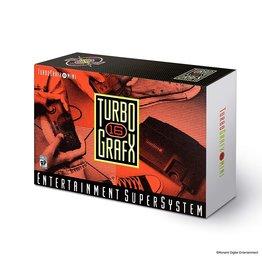 TurboGrafx-16 Turbo Grafx 16 MIni Console (No Box, Used)