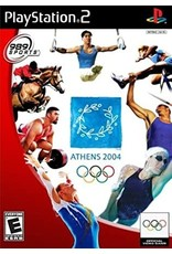 Playstation 2 Athens 2004 (No Manual)