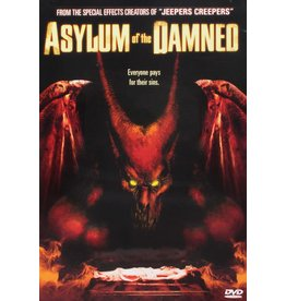 Horror Cult Asylum of the Damned