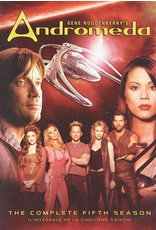 Cult and Cool Andromeda The Complete Fifth Season