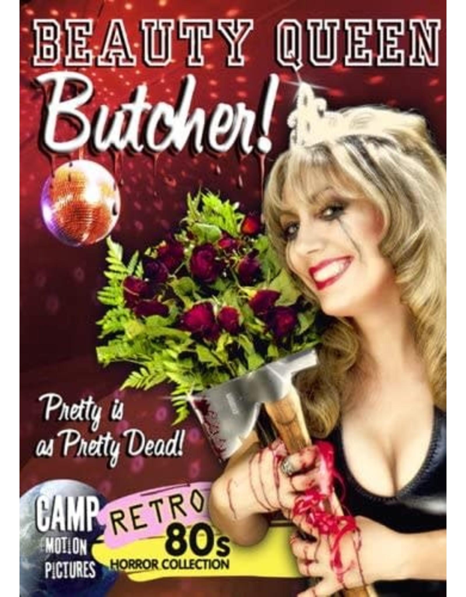 Horror Cult Beauty Queen Butcher
