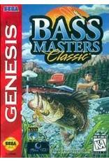 Sega Genesis Bass Masters Classic (Cart, Manual, Cut Box)
