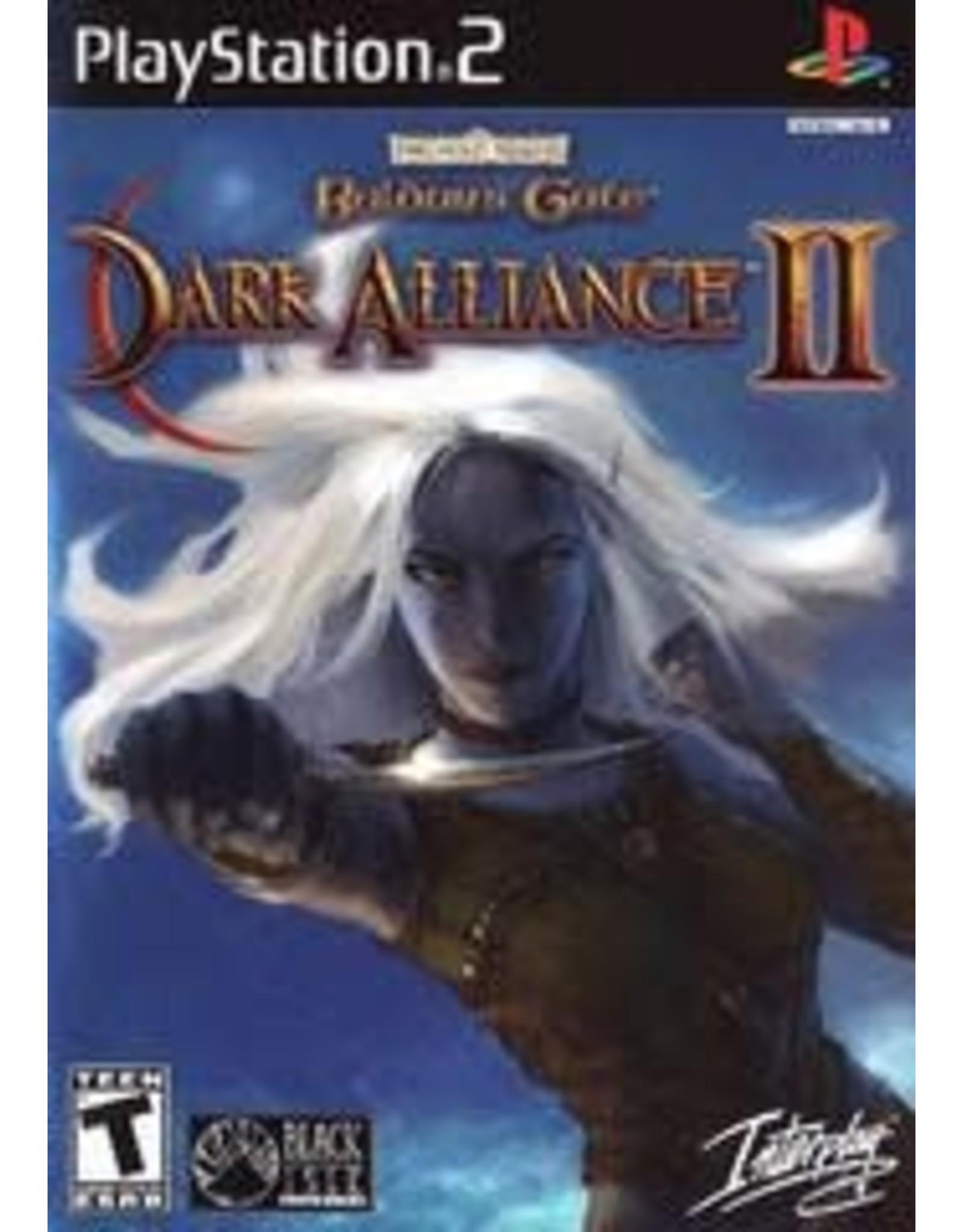 Playstation 2 Baldur's Gate Dark Alliance 2 (CiB)