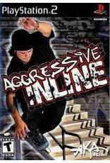 Playstation 2 Aggressive Inline (No Manual)