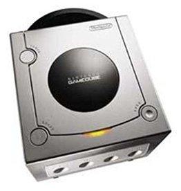 Gamecube Gamecube Console (Platinum, Indigo Controller, Used)