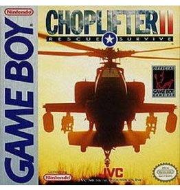 GameBoy Choplifter  II (Damaged Label, Cart Only)