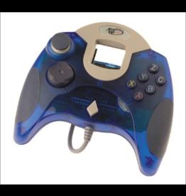 Sega Dreamcast Sega Dreamcast Dream Pad Controller (Clear/ Blue, Sealed)
