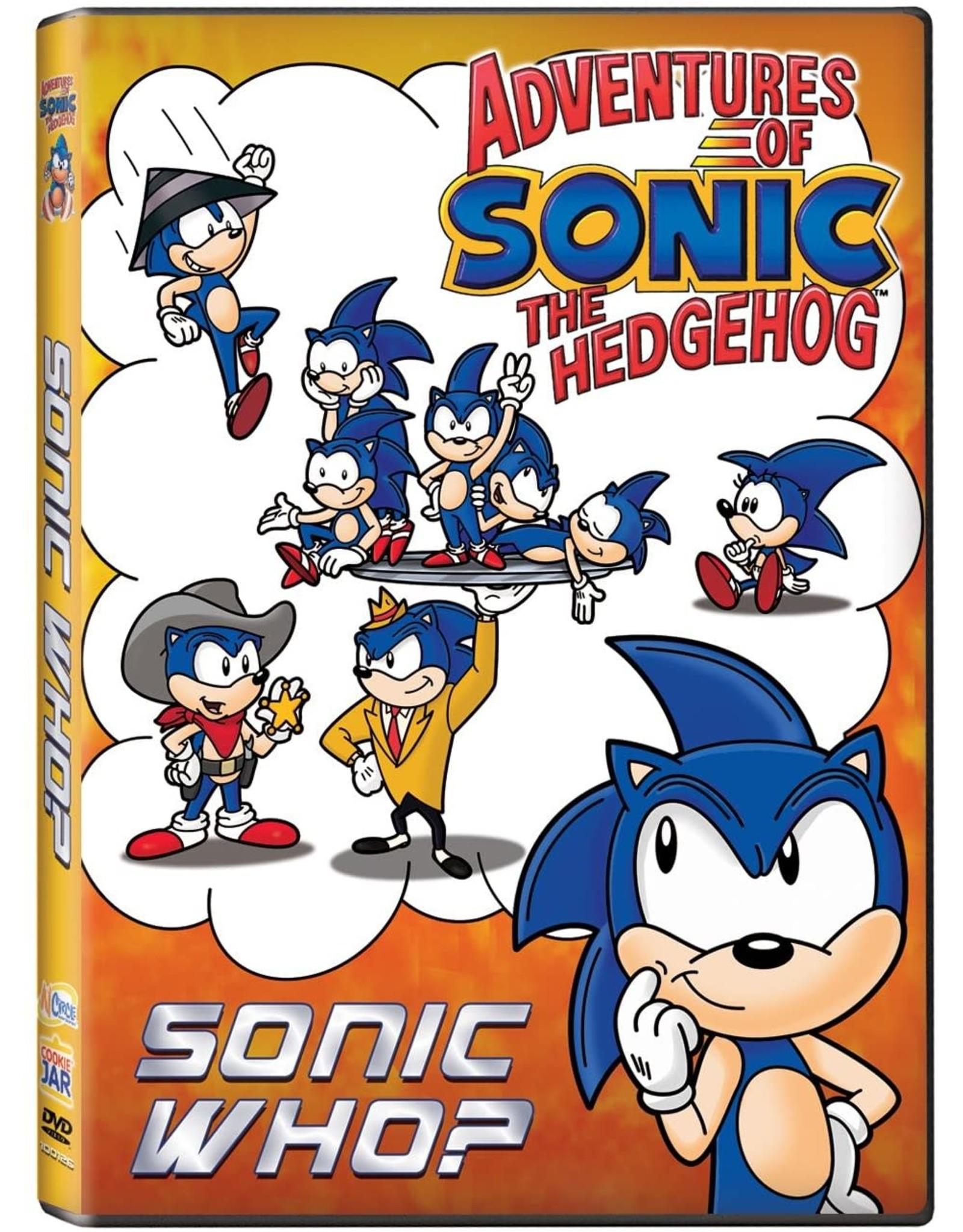 Anime Adventures of Sonic - Sonic Who?