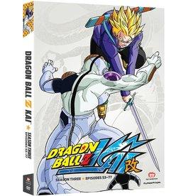 Anime Dragon Ball Z Kai - Season 3