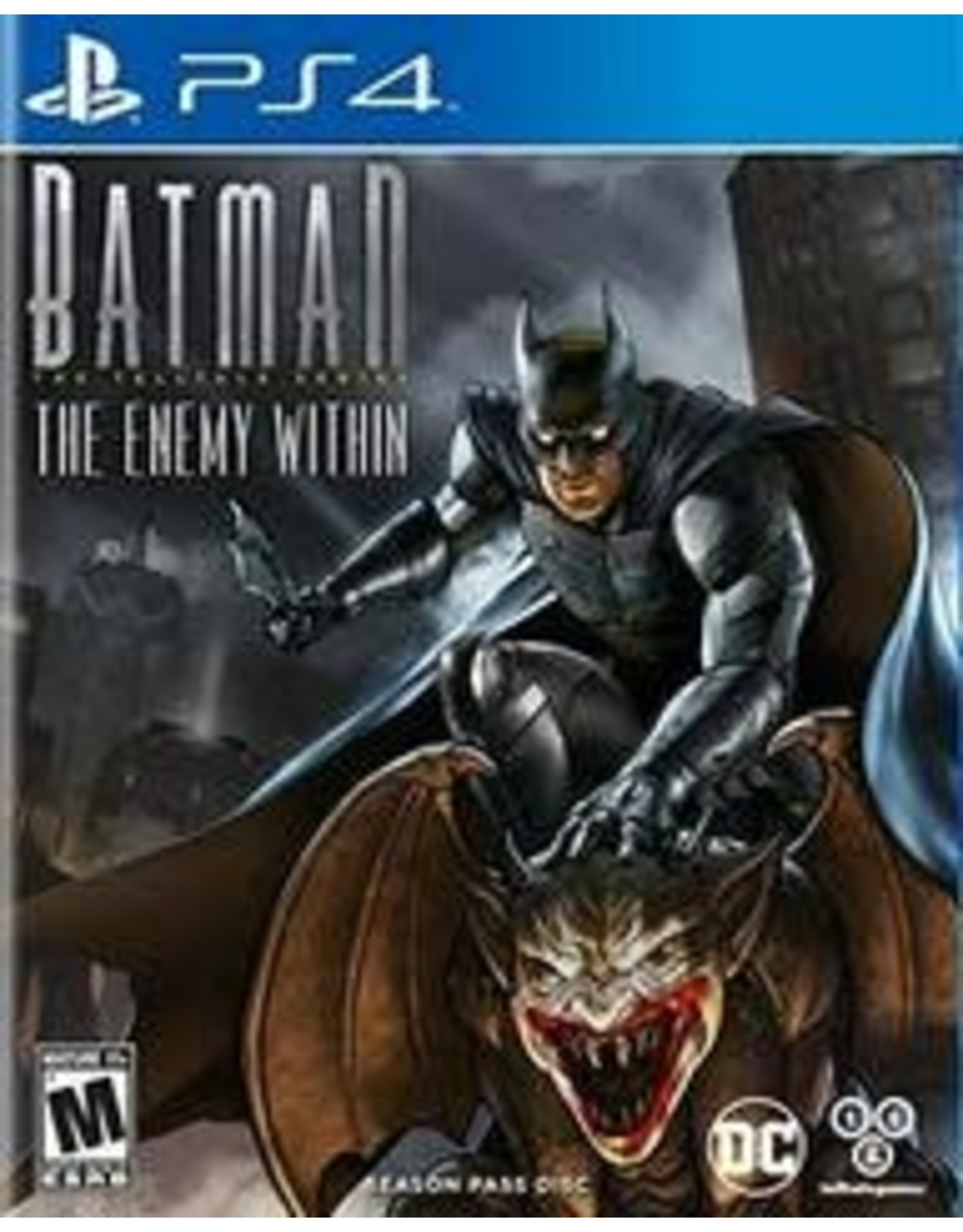 Playstation 4 Batman: The Enemy Within (Used)