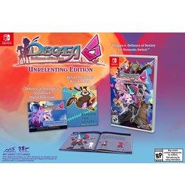 Nintendo Switch Disgaea 6: Defiance of Destiny Unrelenting Edition