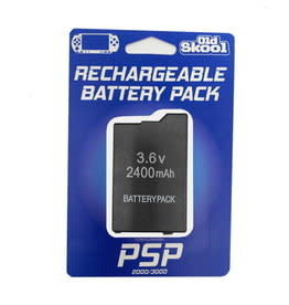 PSP Playstation PSP Slim 2000 3000 Battery Replacement (Old Skool)
