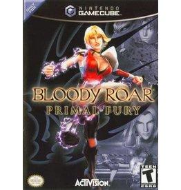 Gamecube Bloody Roar Primal Fury (No Manual)