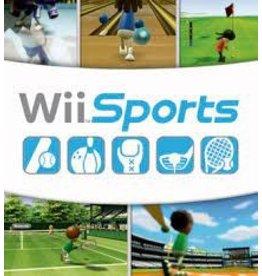 Wii Wii Sports (Cardboard Sleeve, Brand New)