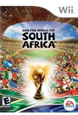 Wii 2010 FIFA World Cup South Africa (CiB)