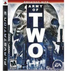 Playstation 3 Army of Two (Greatest Hits, CiB)