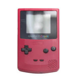 GameBoy Color Game Boy Color (Berry, New Screen)