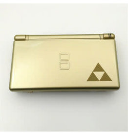 Nintendo DS Nintendo DS Lite (Zelda Gold Edition, Mild Screen Wear, Missing Stylus)