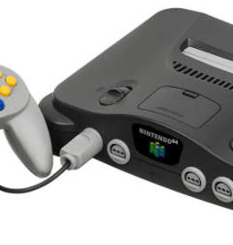 Nintendo 64 N64 Nintendo 64 Console (USED, New Joystick Controller)